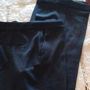 Wool Trousers Blue